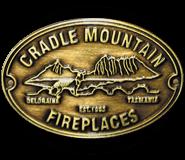 Cradle Mountain Fireplaces Logo